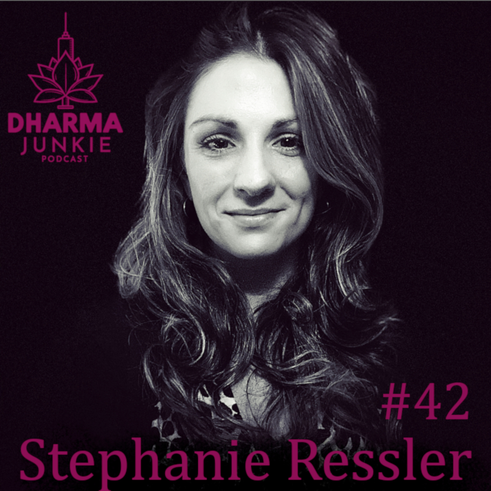 Spiritual Circle Healing and Discovering the Authentic self with Stephanie Ressler show art