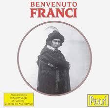 Benvenuto]Franci 1891-1985