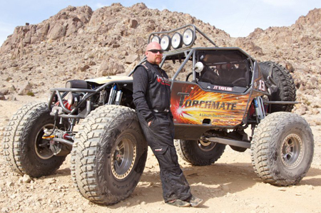 10.29.11: Classic! Torchmate/Goodyear Ultra4 Competitor JT Taylor In-Studio, Building & Racing in Unlimited Buggies, King of Hammers, Fatso Jetson, Zombie Episode Flashback, Toyota & Jeep Stories, Plus Admiral Ackbar