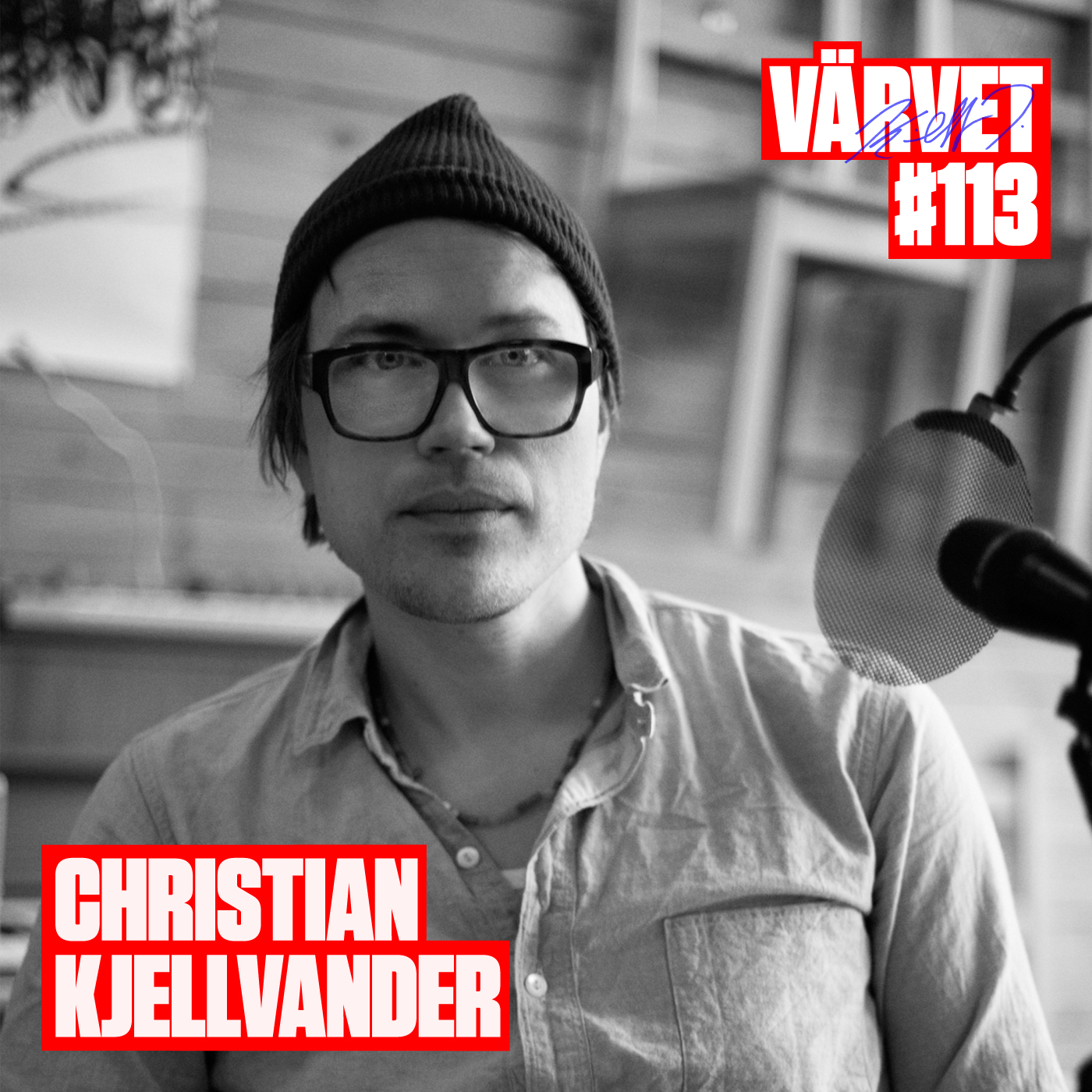 #113: Christian Kjellvander
