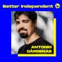 Artwork for 11. Artist Management w/ Antonio Cárdenas (Heartfelt Management)