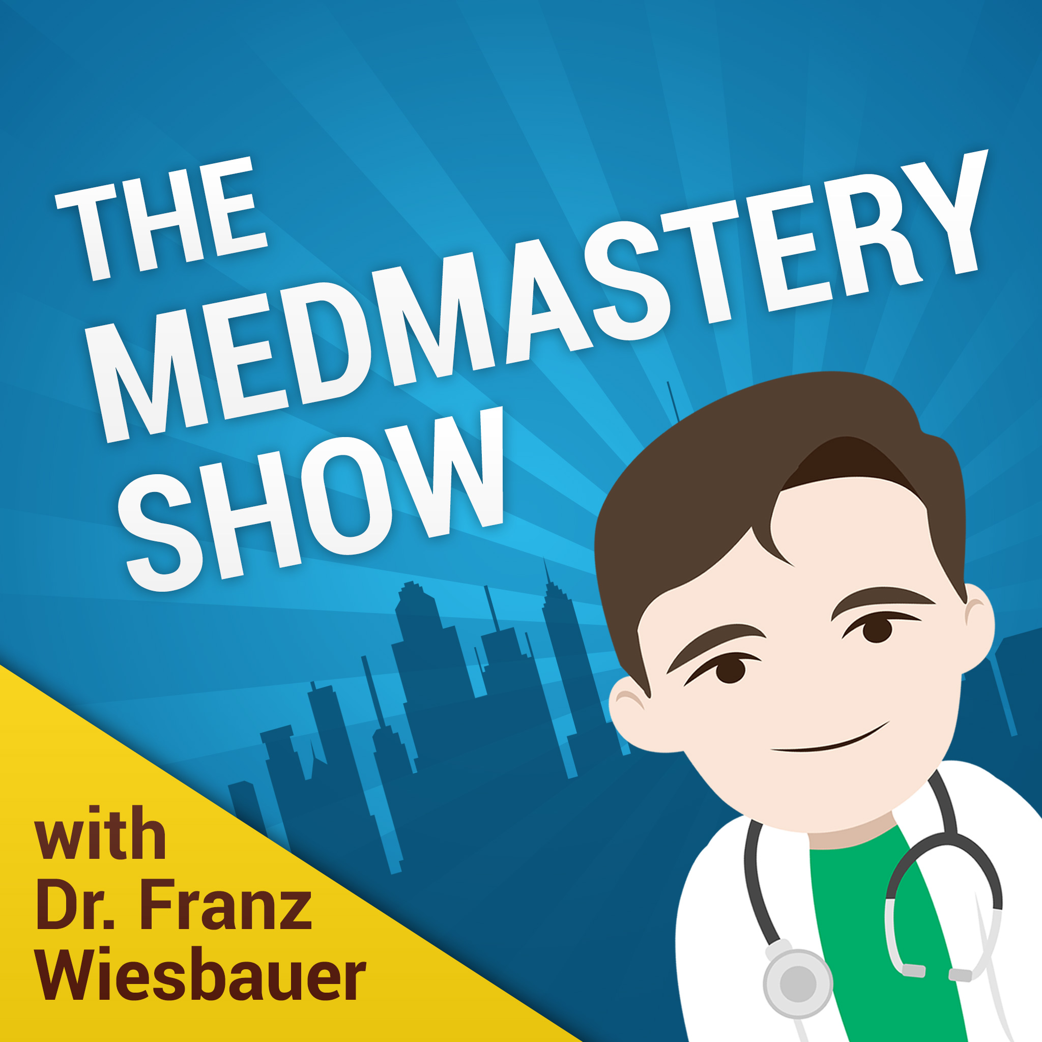 Ep 5: Jonathan Sackner-Bernstein | How To Become An Expert - The Art of Medical Mastery Revealed