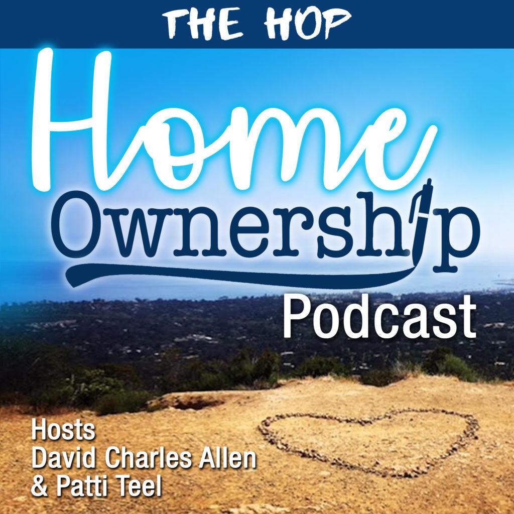 The HOP (The Home Ownership Podcast, Episode 9), Maravilla Senior Living Santa Barbara show art