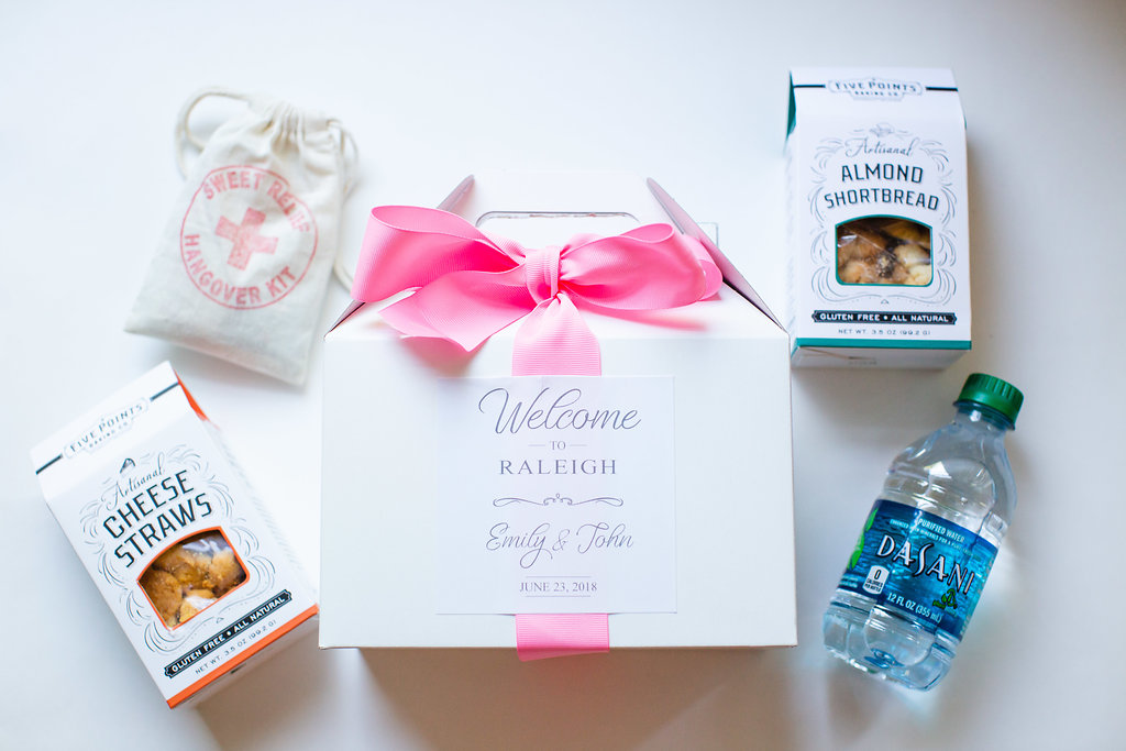 Wedding Vendor Gift Ideas from MyPinkPartyBox.com