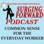 Artwork for Surging Forward Podcast Welcome Episode 1