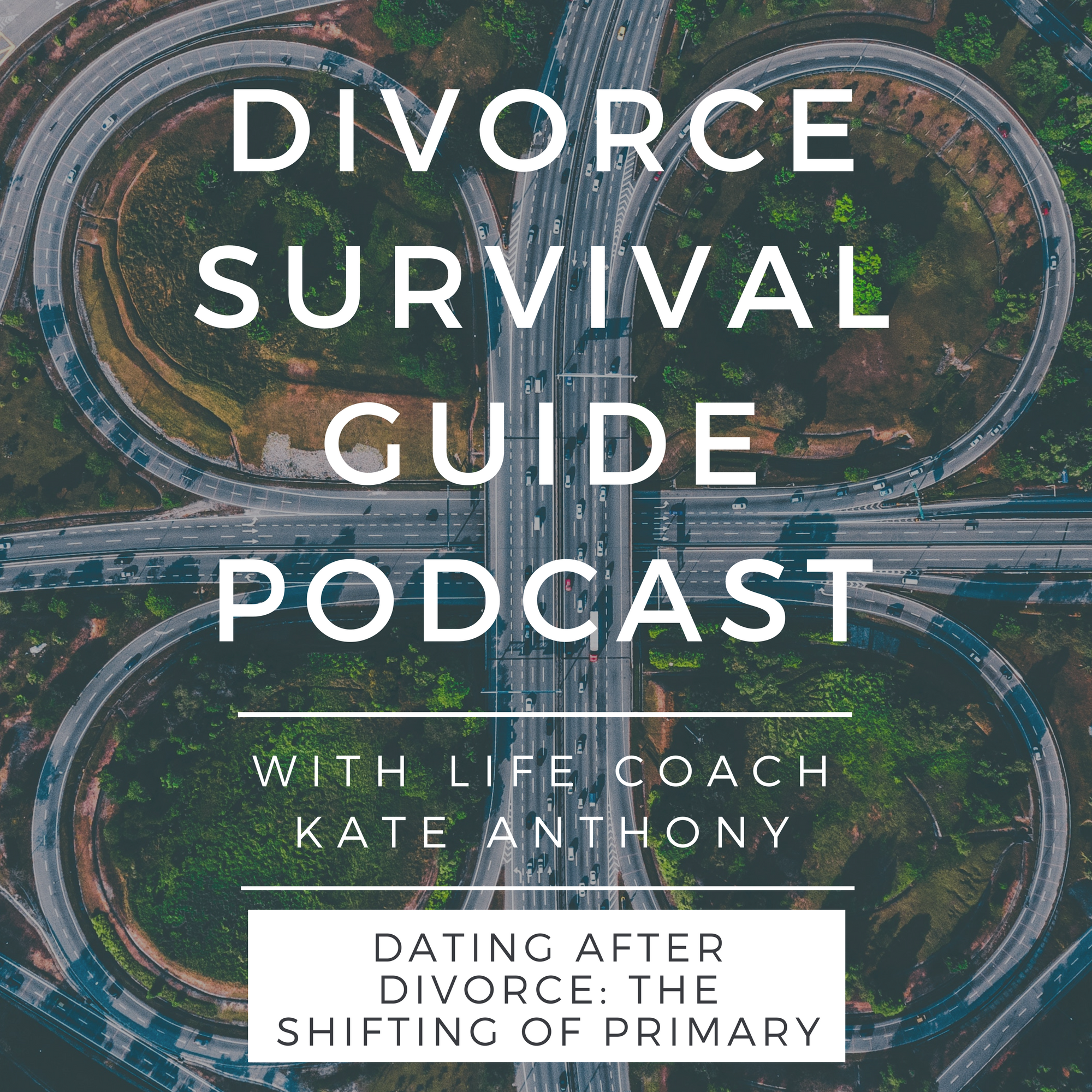The Divorce Survival Guide Podcast - Dating After Divorce: Shifting of Primary