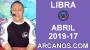 Artwork for HOROSCOPO LIBRA-Semana 2019-17-Del 21 al 27 de abril de 2019-ARCANOS.COM...
