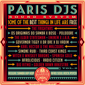 Paris DJs Soundsystem - Some Of The Best Things In Life Are Free Vol.2