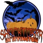 Artwork for OV190 - OV Live - Shocktober in Irvington 3 with Circle City Ghostbusters, J.P. Leck (Elsewhere World), Pat Kuhn (TheNerdsPodcast.com), and Team Dharma (48 Hour Film Project)