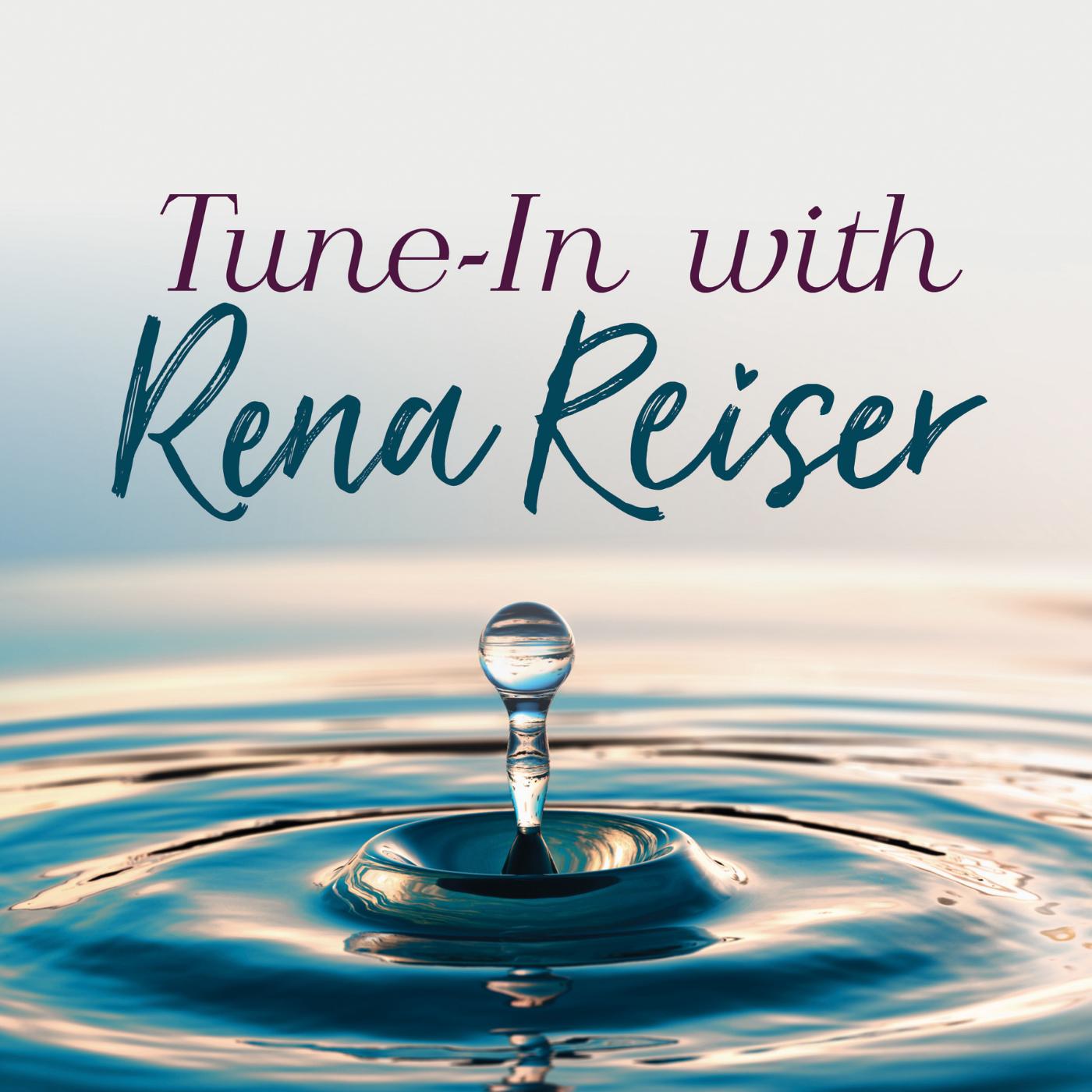 Tune In with Rena Reiser show art