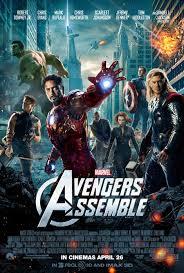The Marvel Vs DC movie mash-up- 'The Avengers'