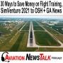 Artwork for 191 Thirty Ways to Save Money on Flight Training, PilotEdge's SimVenture 2021 + GA News