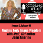 """Artwork for Jami Amerine on Body Image and her new book """"Well, Girl"""""""
