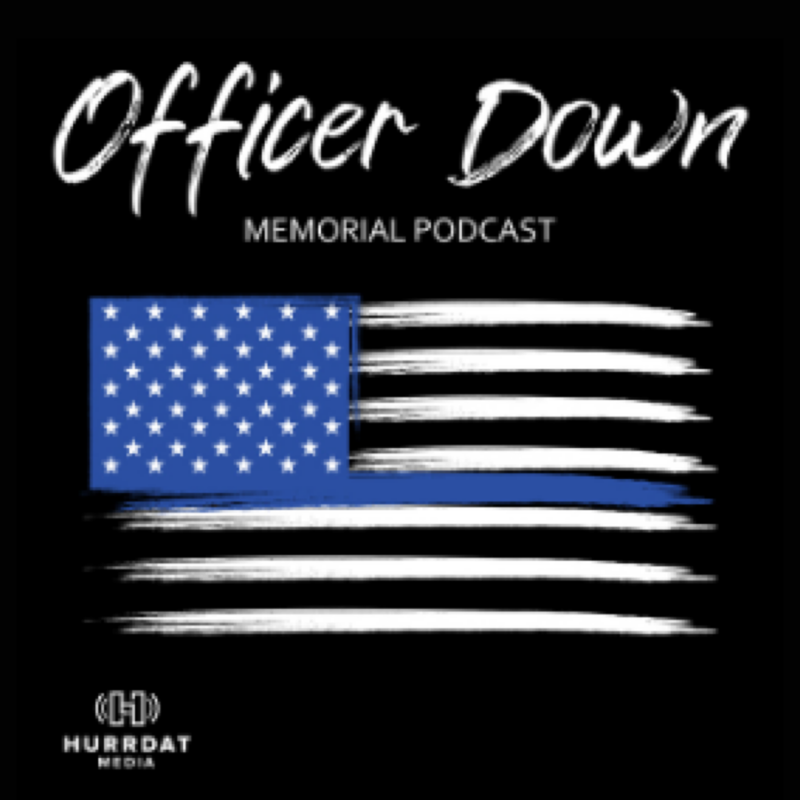 Officer Down Memorial Podcast show art