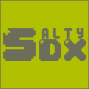 Artwork for Salty DX 59 - The problem has always been us
