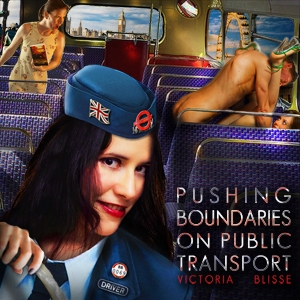 Pushing Boundaries on Public Transport by Victoria Blisse