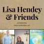 Artwork for Lisa Hendey and Friends - Live with Scott Weeman