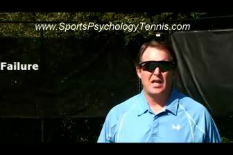 Artwork for Tennis Confidence Video 2: How Fear of Failure Holds You Back