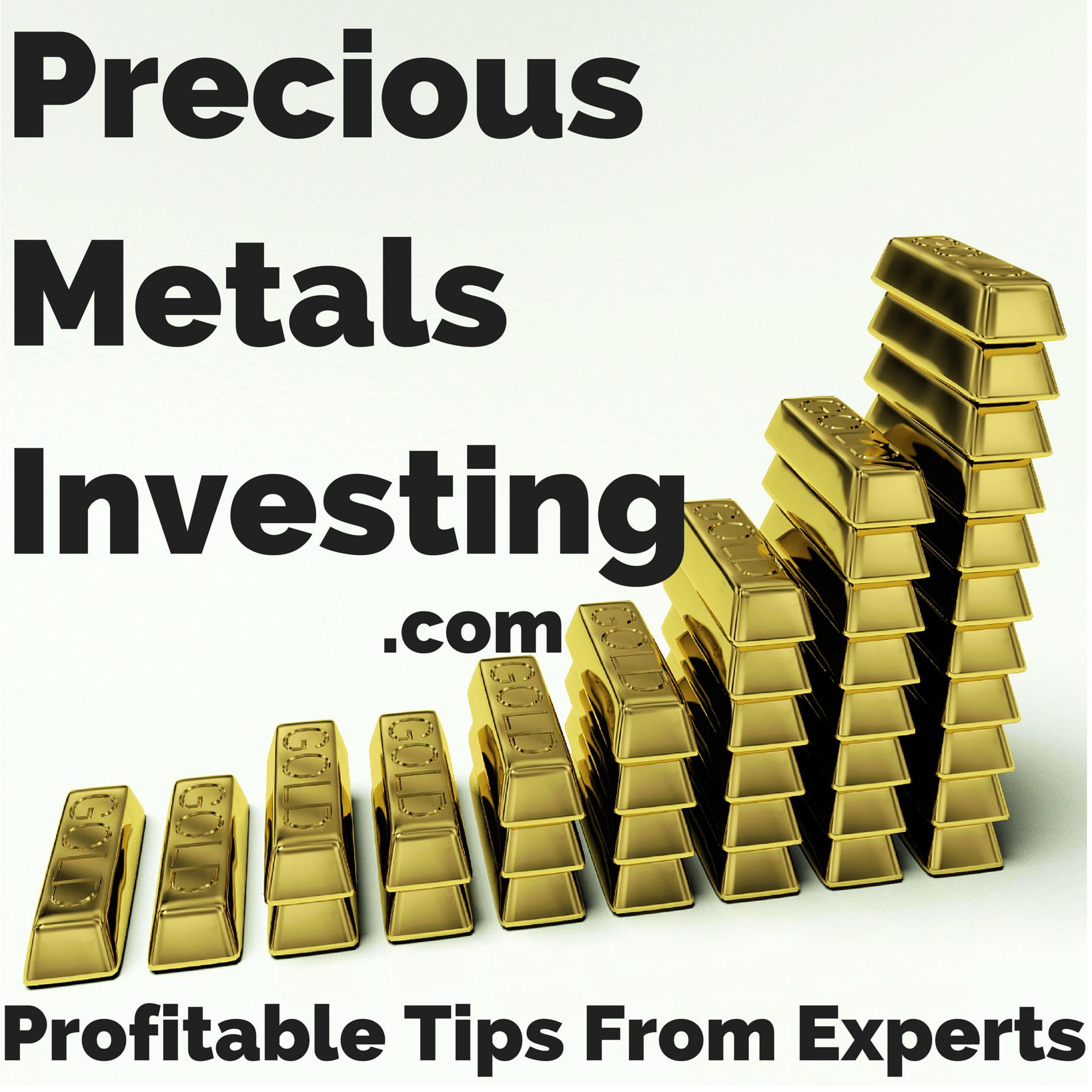 Precious Metals Investing show art