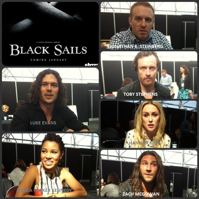 Episode 507 - NYCC with Black Sails!
