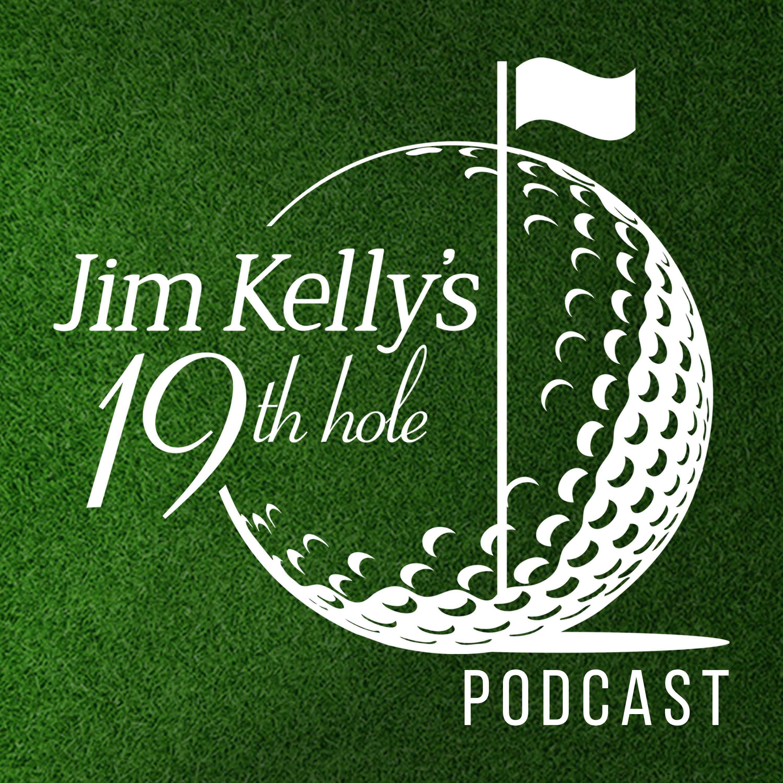 Jim Kelly's 19th hole show art