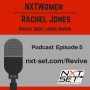 Artwork for NXTWomen on cognitive Health & VETs - Episode 5