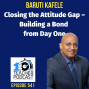 Artwork for Closing the Attitude Gap – Building a Bond from Day One