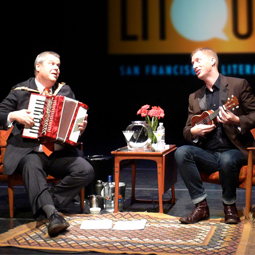 Litquake's Lit Cast Episode 13 - Daniel Handler and Andrew Sean Greer