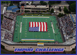 2005 Outback Steakhouse Empire Challenge Post Game Video