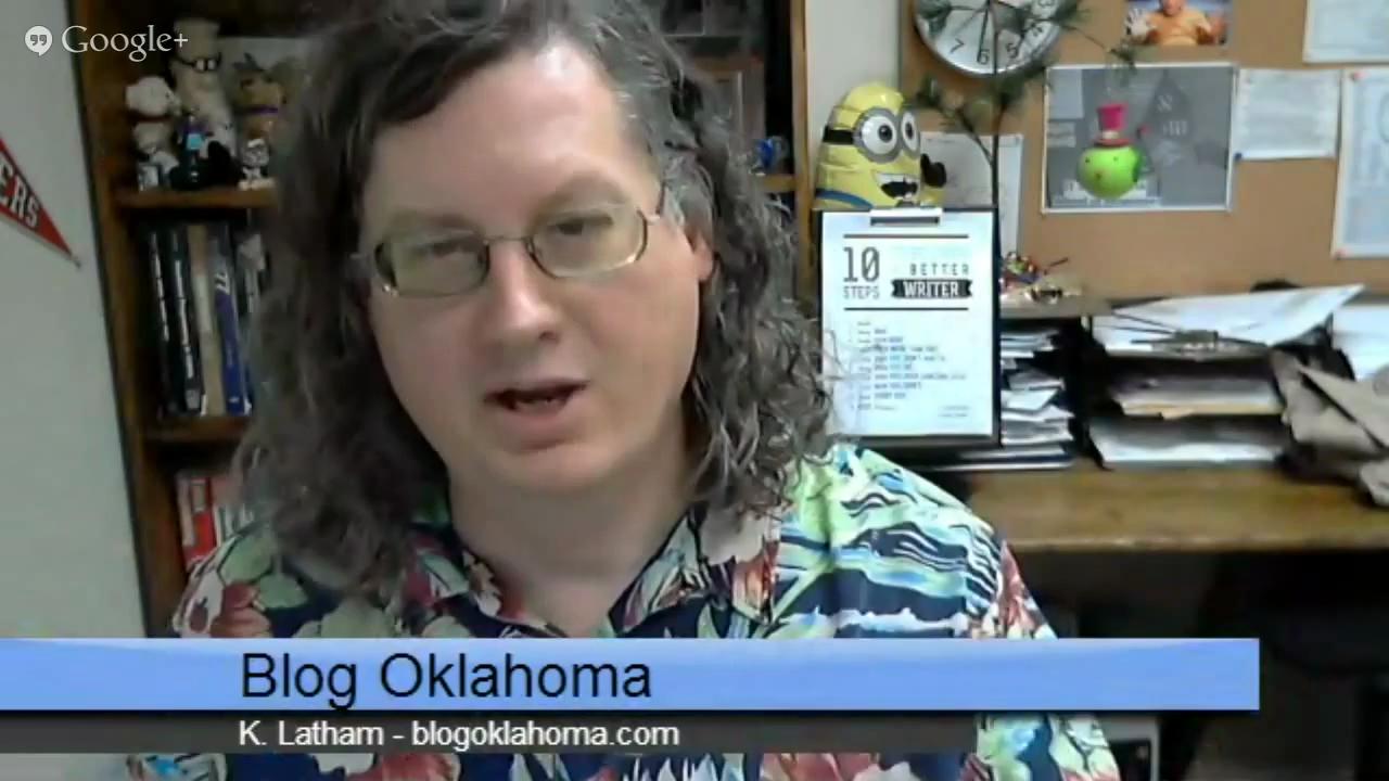 Artwork for Blog Oklahoma Podcast: Happy 10th Birthday Blog Oklahoma [Special]