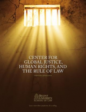 #61: The Center for Global Justice, Human Rights, & the Rule of Law