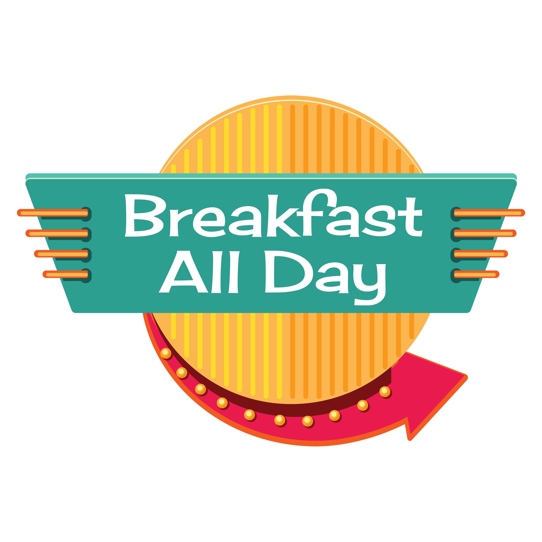 Breakfast All Day show art