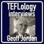 Artwork for TEFL Interviews 14: Geoff Jordan on Teachers, Textbooks, and Power in ELT