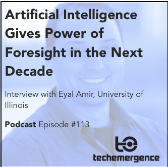 Artificial Intelligence Gives Power of Foresight in the Next Decade