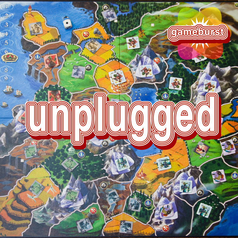 GameBurst Unplugged - Small World