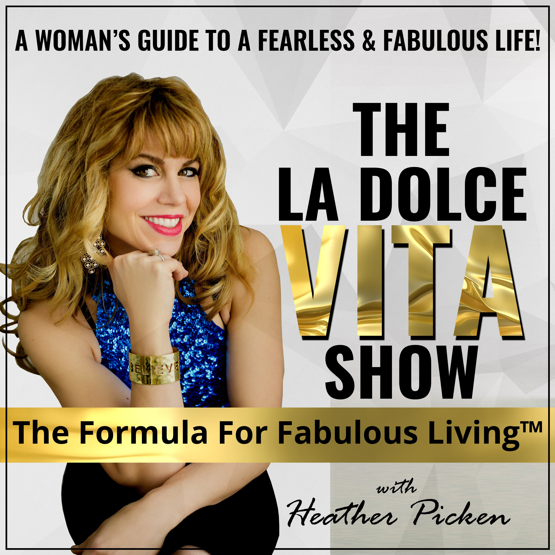 The La Dolce Vita Show show art