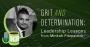 Artwork for Grit and Determination: Leadership Lessons from Minkah Fitzpatrick