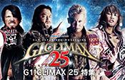 Ep. 62 - NJPW G1 Climax 25 Tournament - Days 5-10
