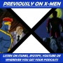 """Artwork for X-Men: The Animated Series """"The Final Decision"""" and Season One Recap"""