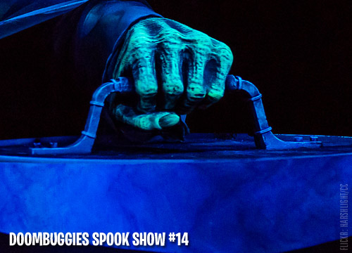 DoomBuggies Spook Show Episode 14: The Hat Box Ghost, The Ghost Host, and The Queen of Halloween
