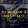 Artwork for Did we cause a bomb scare? - OBGCP81