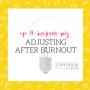 Artwork for 36: Mariana Ruiz: Adjusting After Burnout