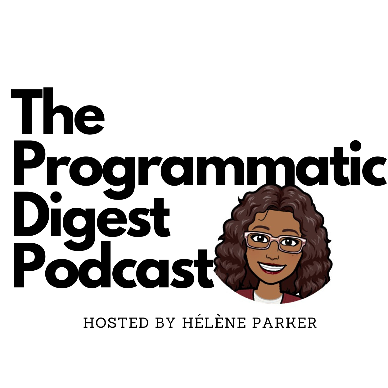 Programmatic Digest's podcast show art