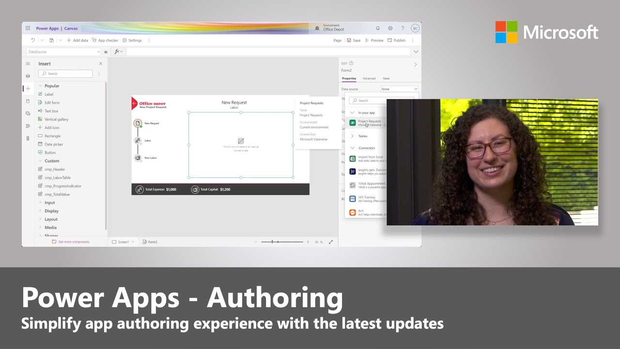Artwork for Build and customize model-driven apps | Power Apps Studio Updates