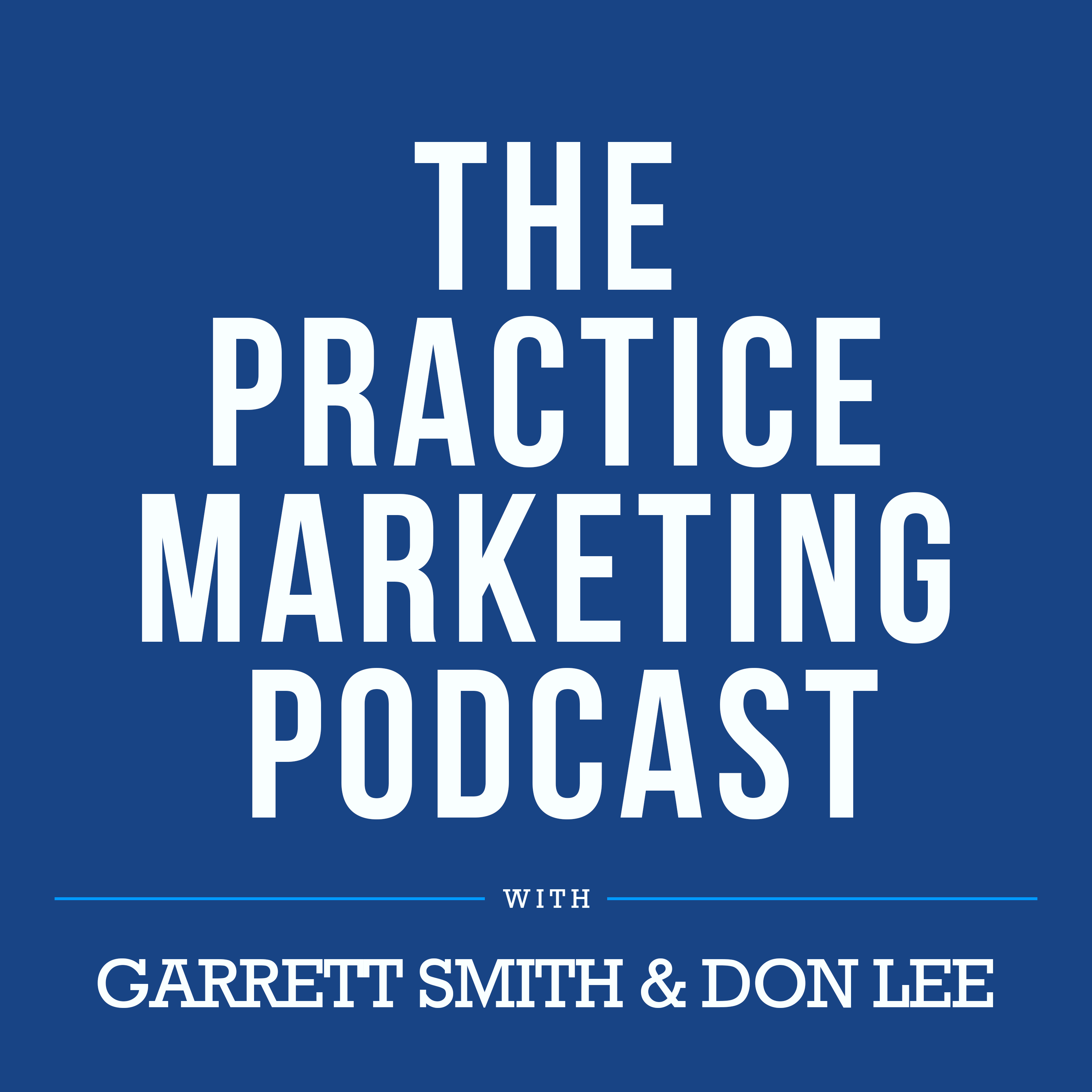 The Practice Marketing Podcast show art