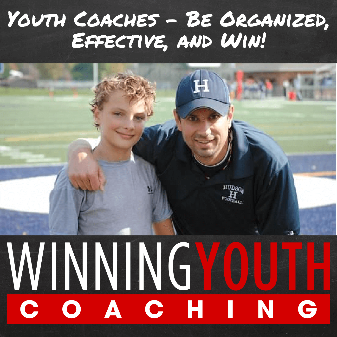 The Winning Youth Coaching Podcast show art