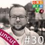 """Artwork for #30 Uncut: """"Vi skulle egentligen behöva pausa"""". Per Axbom om ansvar och etik inom digital utveckling"""