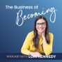 Artwork for EP26: How to Run & Grow Your Business as an Introvert with Kathleen Legrys