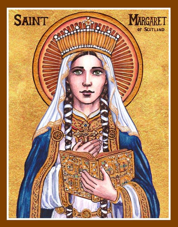 SaintScapades - St. Margaret
