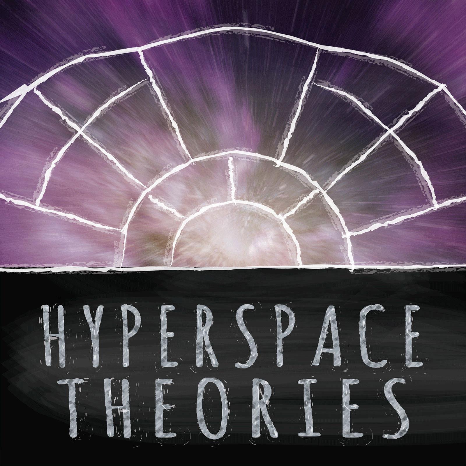 Hyperspace Theories show art